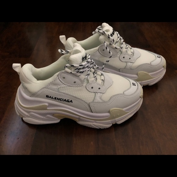 ShoesTriple 7 Celebrity Sneakers Platform Dad Poshmark S Chunky XiTPkOZu